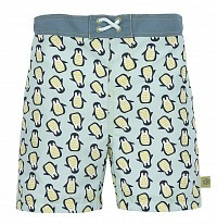 Plavky Lässig Board Shorts Boys Penguin