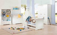 1178KB Postýlka Geuther Cottage