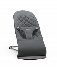 Lehátko Babybjorn Bouncer Bliss  Anthracite cotton
