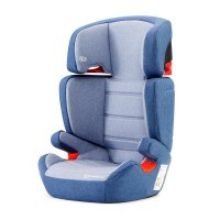 Autosedačka Junior Fix Isofix Navy 15-36kg Kinderkraft 2019