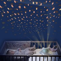 Pabobo Star Projector baterie