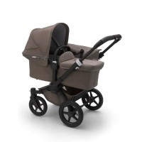 Bugaboo Donkey3 Mineral complete BLACK/TAUPE