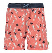 Plavky Lässig Board Shorts Boys Jellyfish