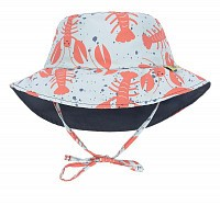 Klobouček Lässig Sun Bucket Hat lobster