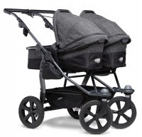 TFK Duo combi push chair - air chamber wheel prem.