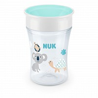 NUK Magic Cup s víčkem