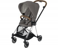 Kočárek CYBEX Mios Chrome Brown Seat Pack 2021