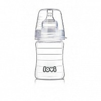 Láhev LOVI Diamond Glass 150ml