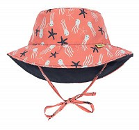 Klobouček Lässig Sun Bucket Hat jelly fish