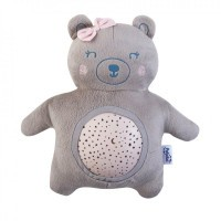 Pabobo Star Projector baterie Soft plush