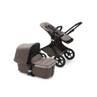 Bugaboo Fox2 Mineral complete BLACK/TAUPE