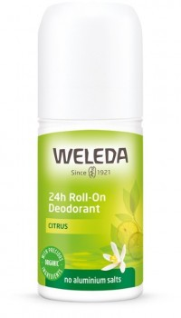 Citrus 24h Deo Roll-On Weleda